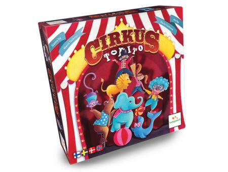Cirkus Topito box
